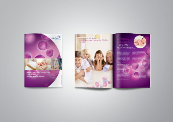 CryoSave Brochure