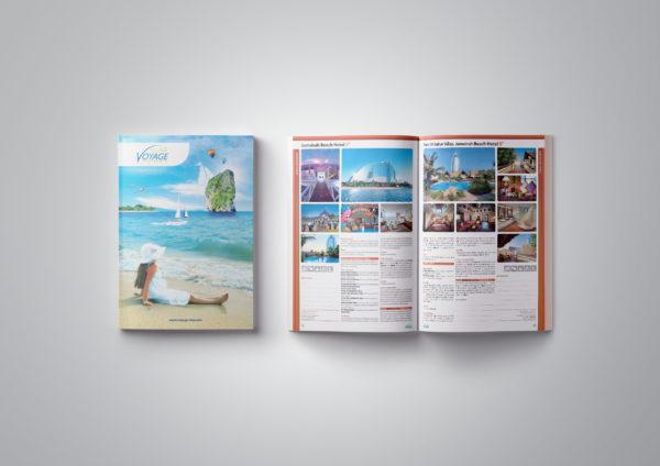 Voyage Booklet