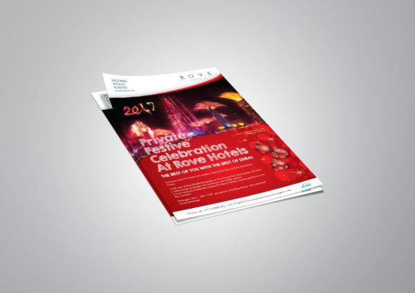 Voyage Tours + Rove Hotel Flyer