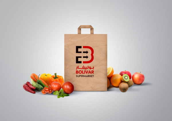 Bolivar Shopping Bag