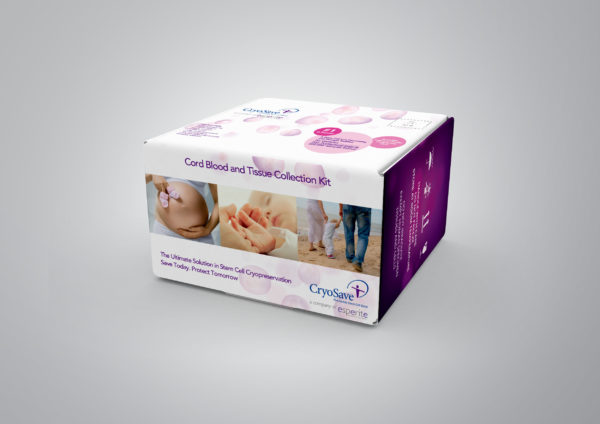 Cryo Save Kit Box