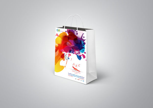 AKC Shopping Bag