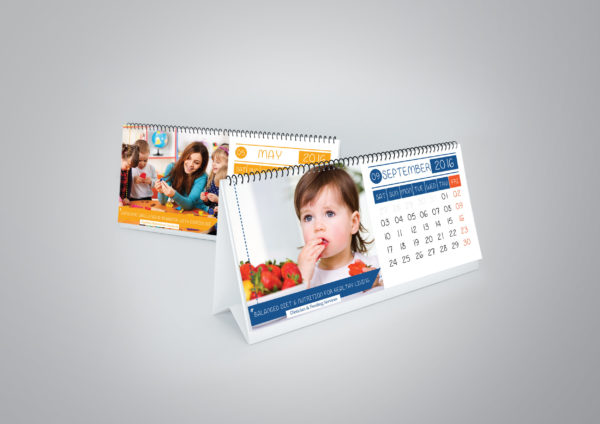 Child Early Calendar