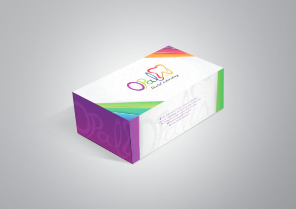 Opal Dental Lab Box